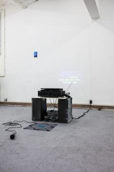 Karaokemaschine mit Anna Attar/ Photo by: Antonia Mayer
